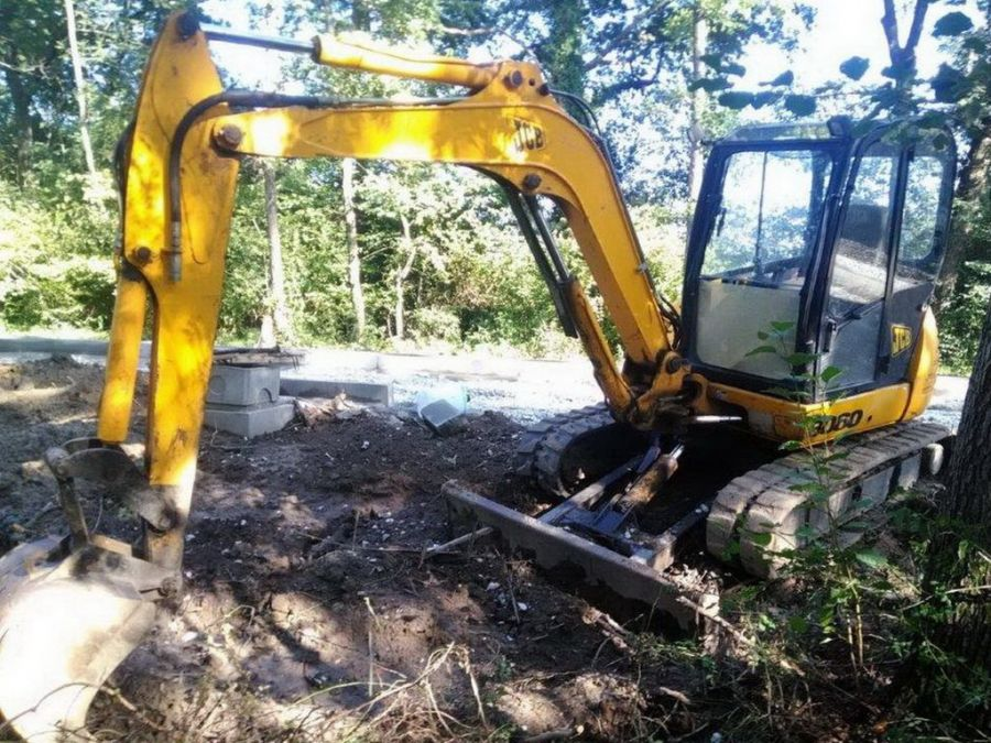 Used Excavator 2001 JCB 8060 for Sale - 1 - Thumbnail