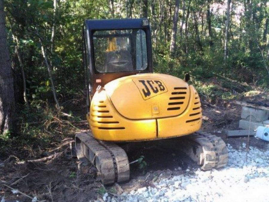 Used Excavator 2001 JCB 8060 for Sale - 4 - Thumbnail