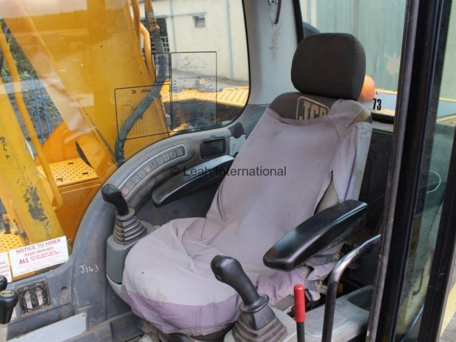 Used Excavator 2007 JCB JS 145 for Sale - 4 - Thumbnail