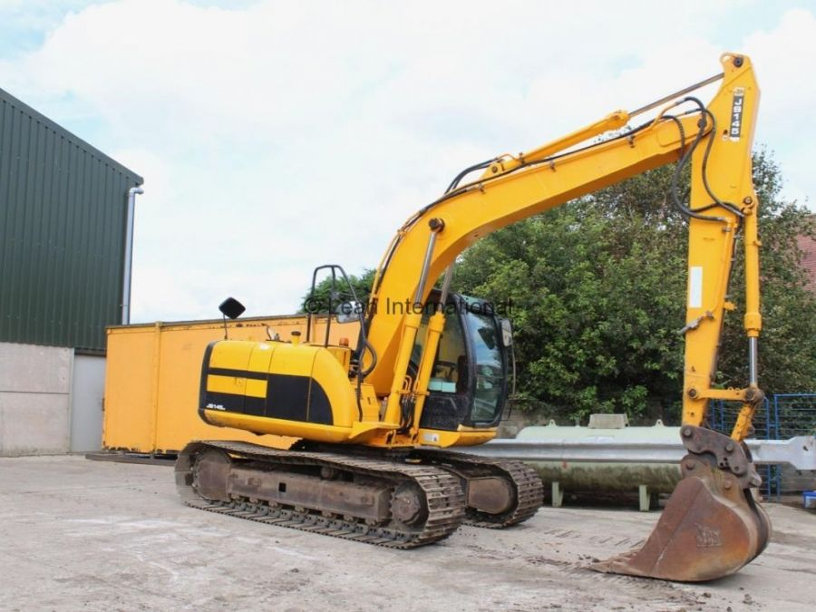 Used Excavator 2007 JCB JS 145 for Sale - 5 - Thumbnail