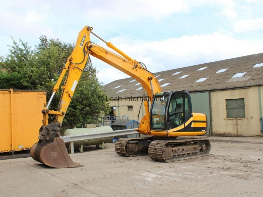 Used Excavator 2007 JCB JS 145 for Sale - 2 - Thumbnail
