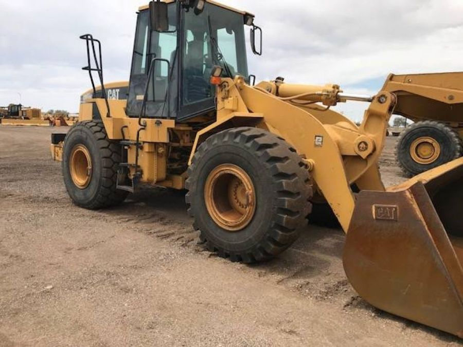 Used Wheel Loader 2000 Caterpillar 980G for Sale - 2