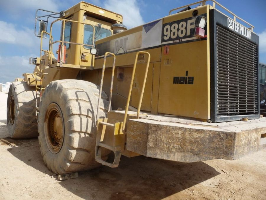 Used Wheel Loader 1996 Caterpillar 988F for Sale - 3
