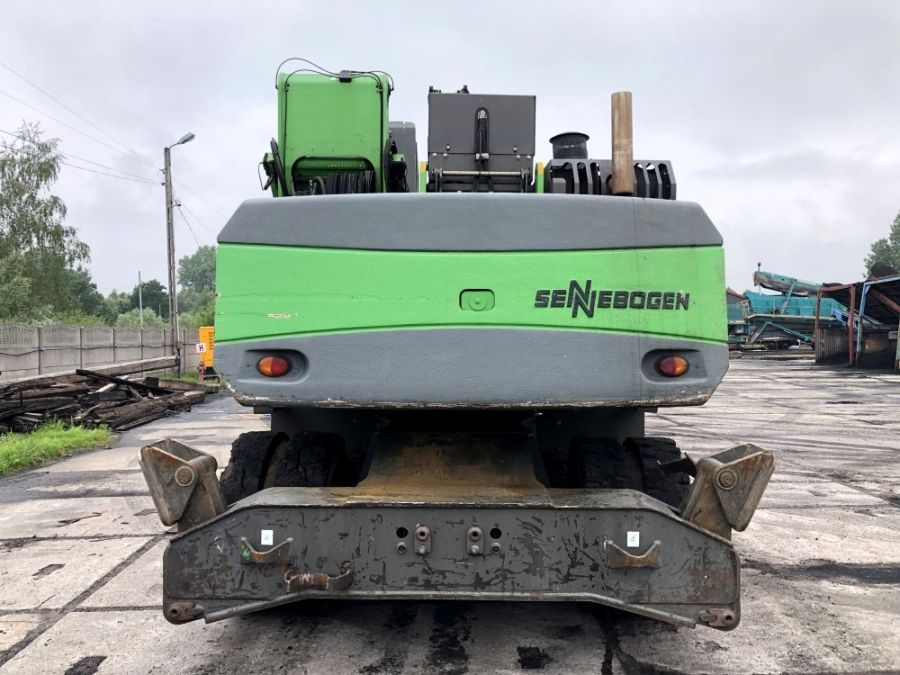 Used Material Handler 2011 Sennebogen 821 for Sale - 5