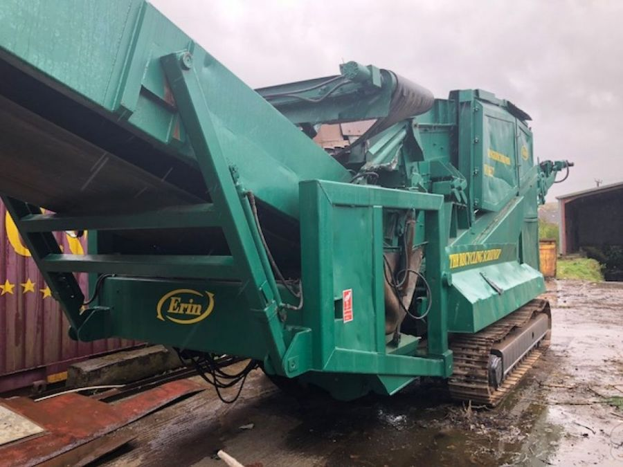 Used Screener 2005 Erin 165 T Finger Screen  for Sale - 1