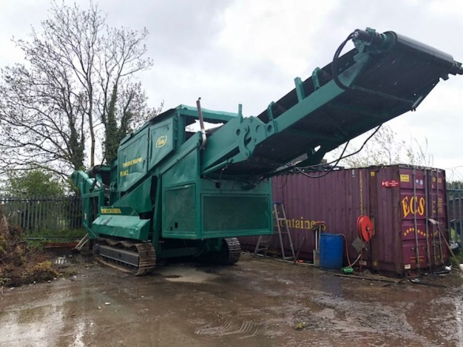 Used Screener 2005 Erin 165 T Finger Screen  for Sale - 2