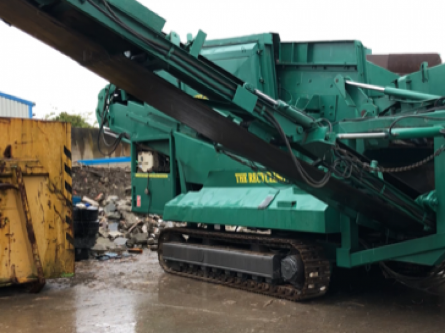 Used Screener 2005 Erin 165 T Finger Screen  for Sale - 3