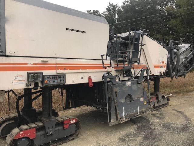 Used Road Planer 2012 Wirtgen W210 for Sale - 1