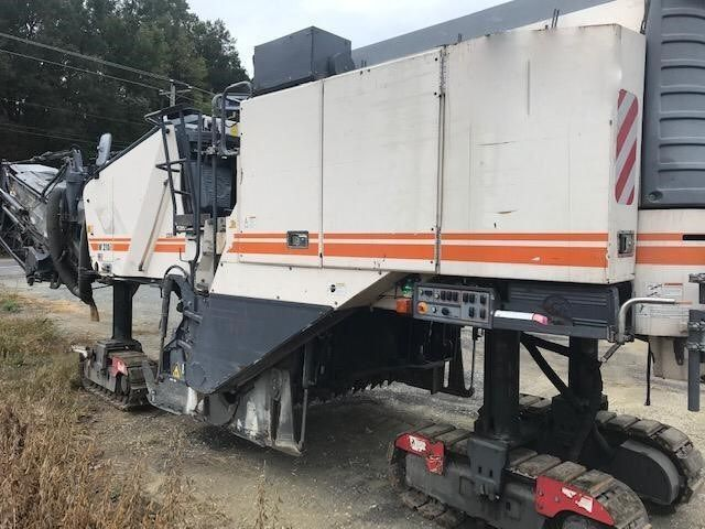 Used Road Planer 2012 Wirtgen W210 for Sale - 2
