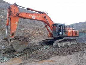 Hitachi ZX650 lch be