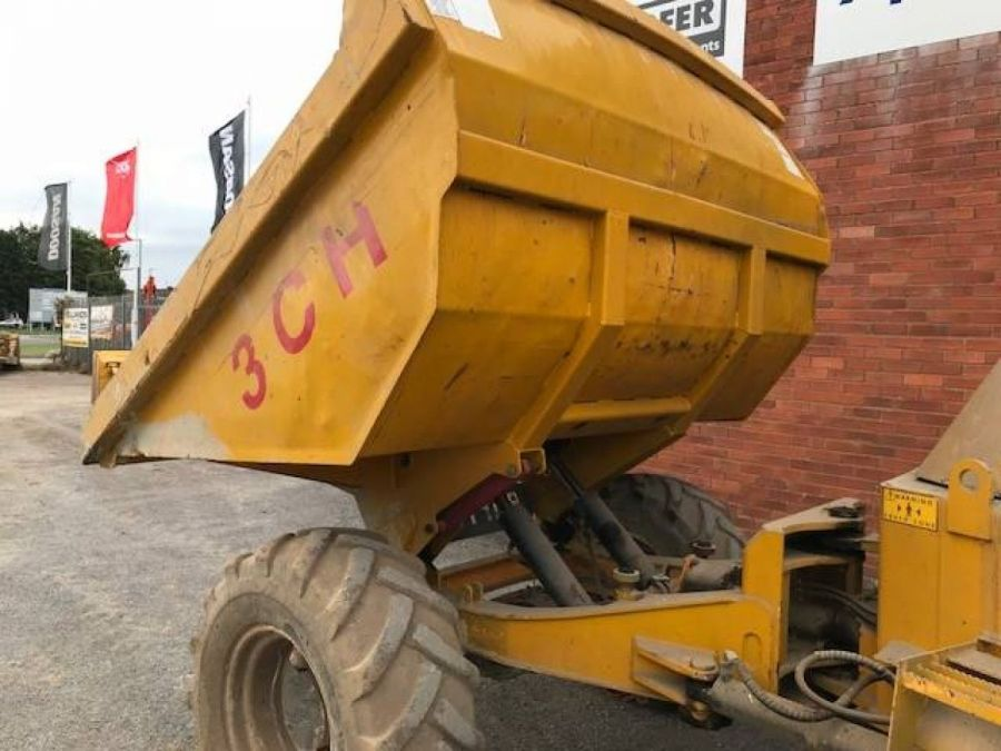 Used Dump Truck 2002 Barford SX 6000 for Sale - 5