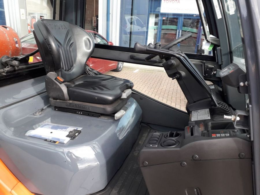 Used Forklift 2015 Toyota Tonero 3t for Sale - 3