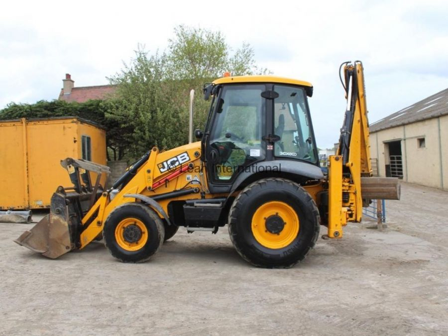 Used Backhoe 2013 JCB 3CX  for Sale - 1 - Thumbnail
