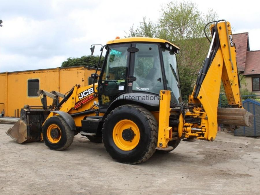 Used Backhoe 2013 JCB 3CX  for Sale - 2 - Thumbnail