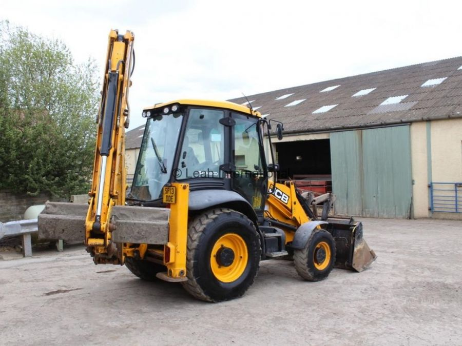 Used Backhoe 2013 JCB 3CX  for Sale - 5 - Thumbnail