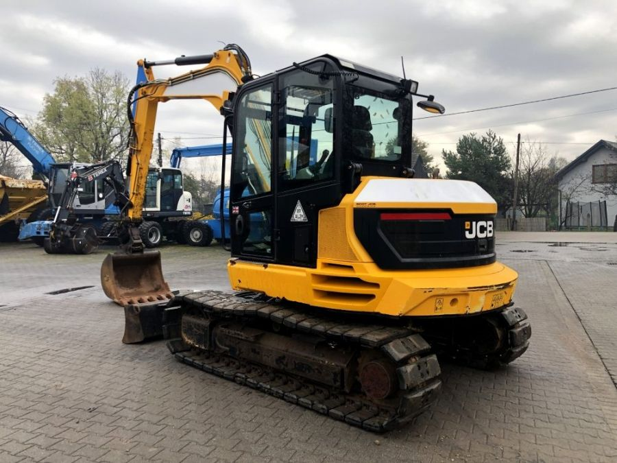 Used Excavator 2015 JCB 100C-1 for Sale - 5