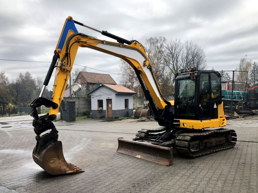 Used Excavator 2015 JCB 100C-1 for Sale - 2