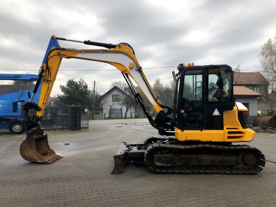 Used Excavator 2015 JCB 100C-1 for Sale - 4