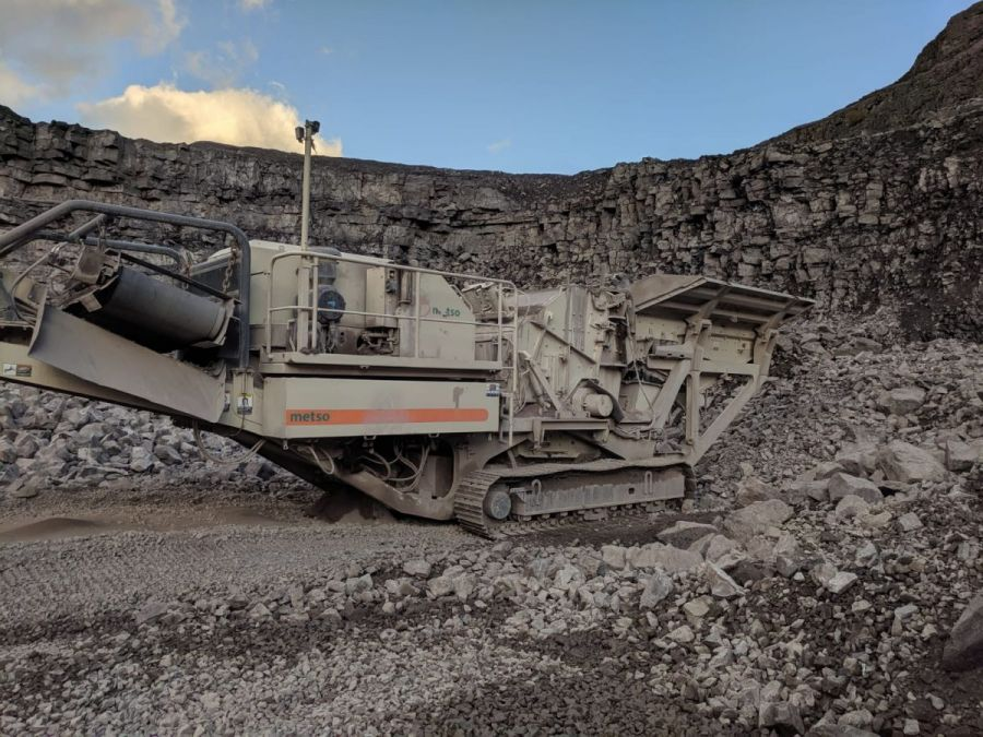 Used Crusher 2005 Metso LT1213 for Sale - 1