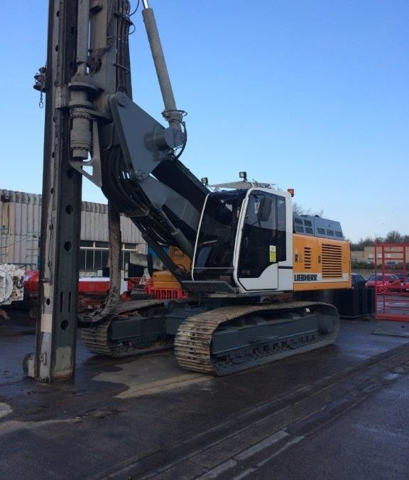 Used  2008 Liebherr LRB 125 XL for Sale - 1