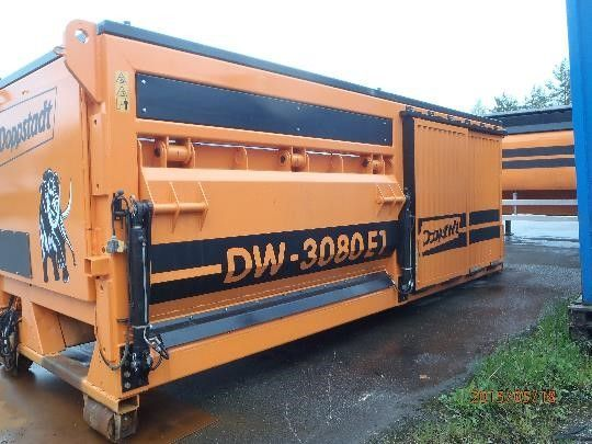 Used Slow Speed Shredder 2000 Doppstadt DW 3080 E-1 for Sale - 1