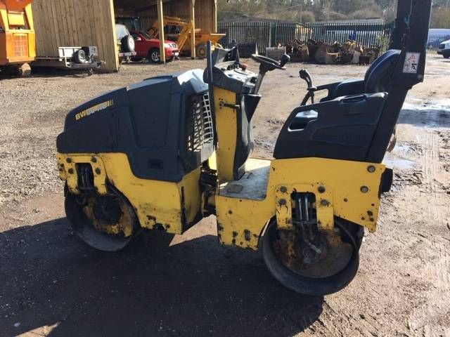 Used Roller 2014 Bomag BW80AD for Sale - 2