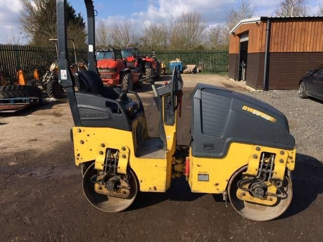 Used Roller 2014 Bomag BW80AD for Sale - 1