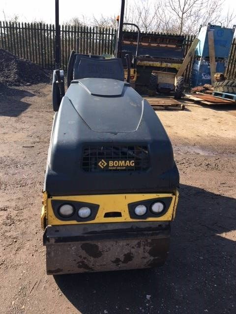 Used Roller 2014 Bomag BW80AD for Sale - 4