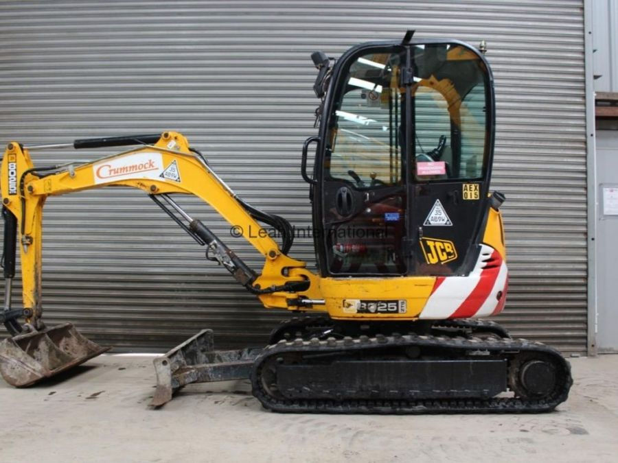 Used Excavator 2010 JCB 8025 ZTS for Sale - 2