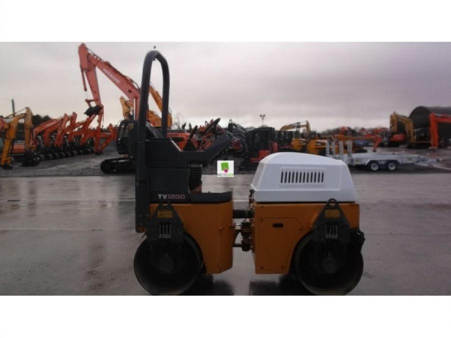 Used Dump Truck 2011 Terex TV1200 for Sale - 1