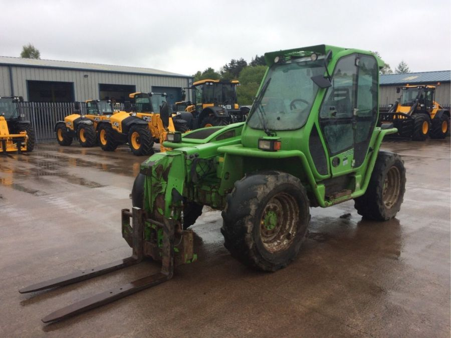 Used Telescopic Handler 2012 Merlo P40.7 for Sale - 1
