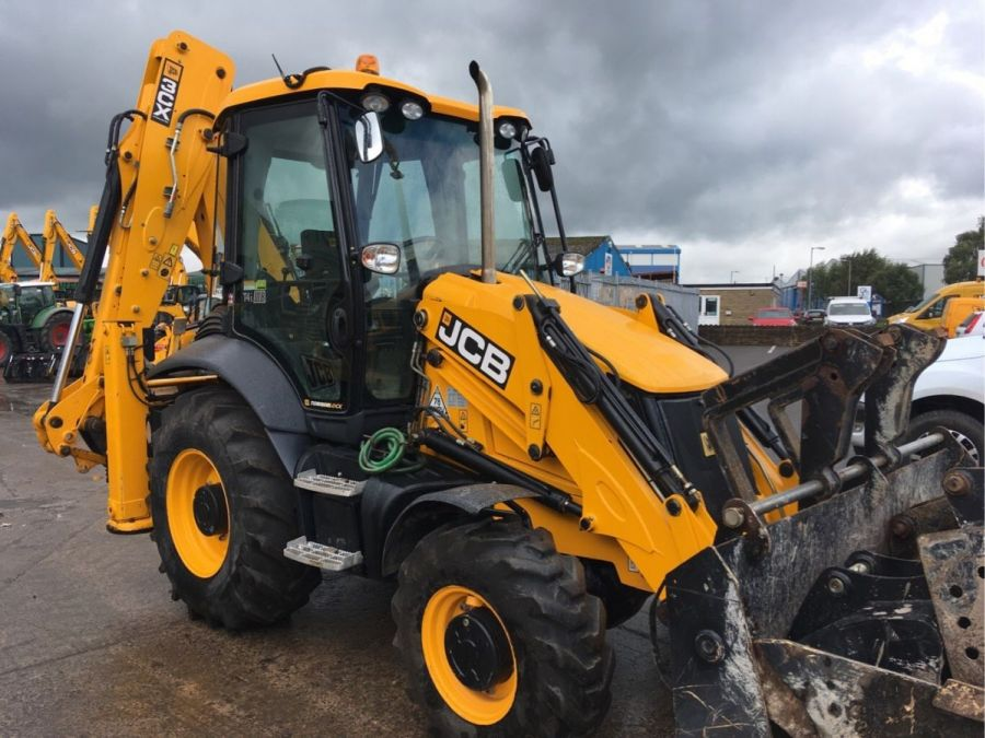 Used Backhoe 2015 JCB 3CX  for Sale - 1