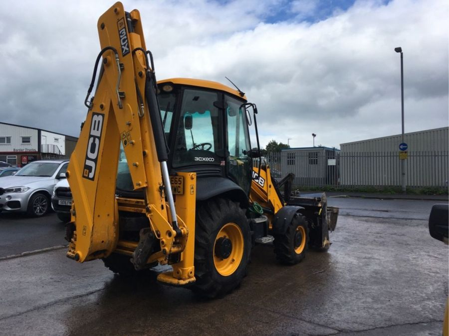 Used Backhoe 2015 JCB 3CX  for Sale - 3