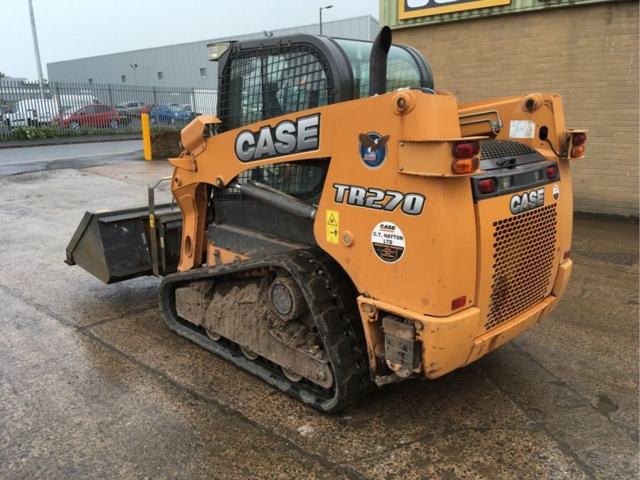 Used Skid Steer 2012 Case 1138 for Sale - 1