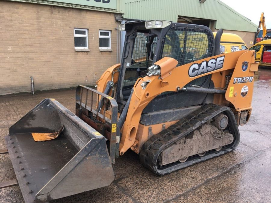 Used Skid Steer 2012 Case 1138 for Sale - 3