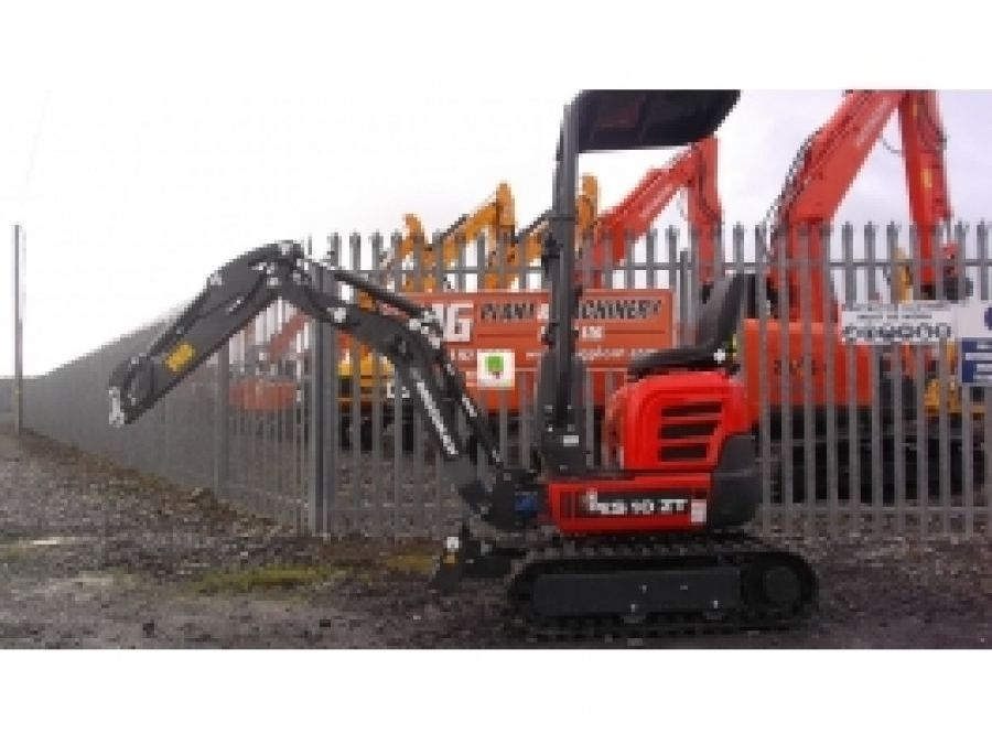 New Excavator 2018 Eurocomach ES10ZT for Sale - 1