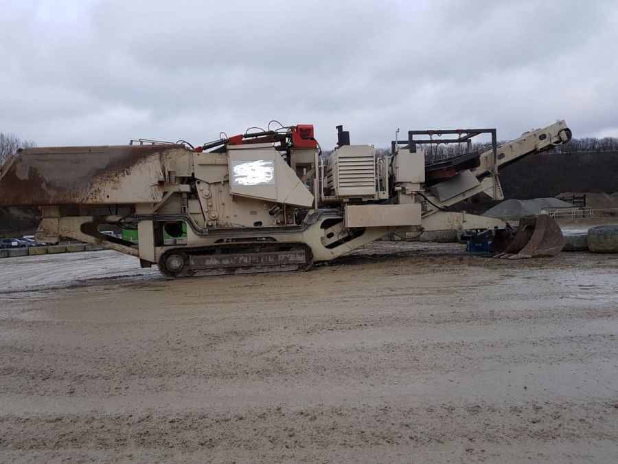 Used Crusher 1998 Nordberg LT110 for Sale - 2