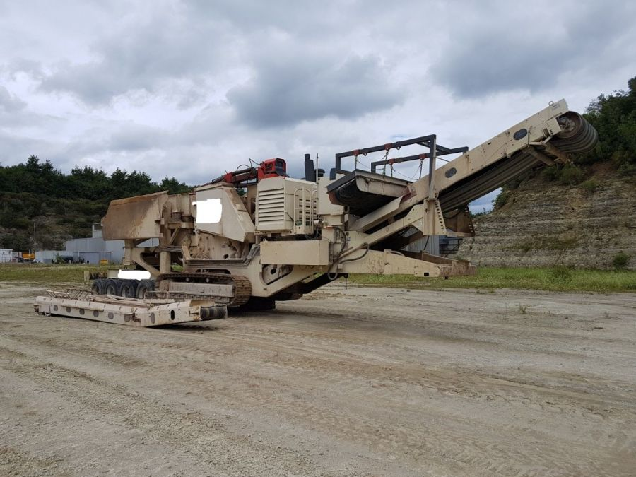 Used Crusher 1998 Nordberg LT110 for Sale - 5