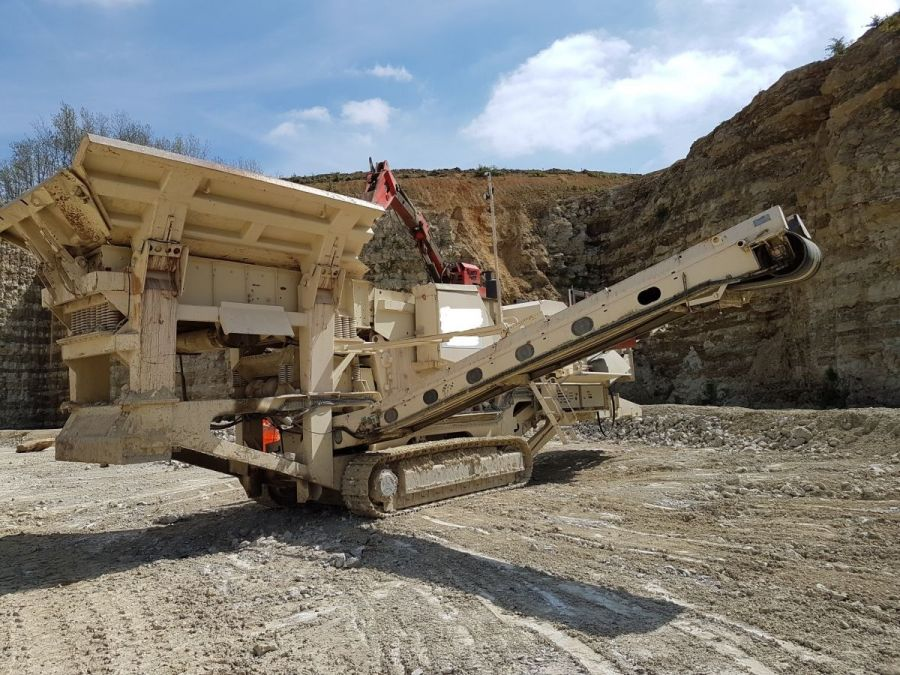 Used Crusher 1998 Nordberg LT110 for Sale - 3