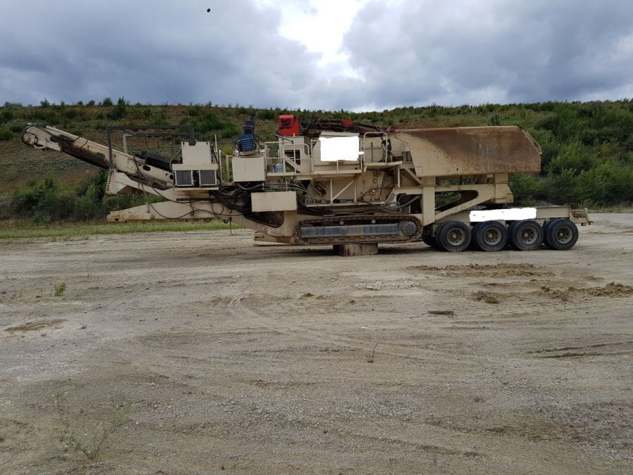 Used Crusher 1998 Nordberg LT110 for Sale - 4