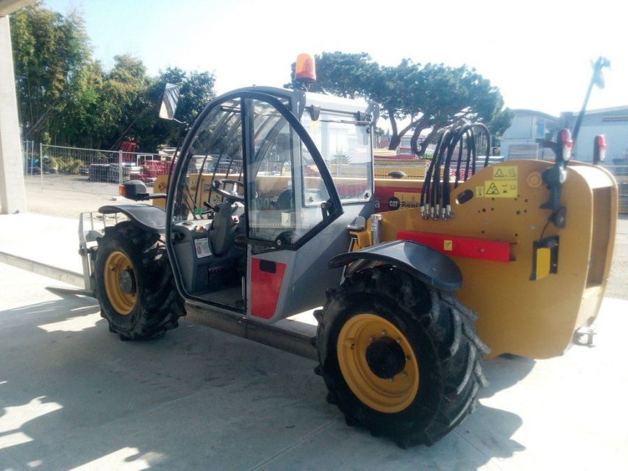 Used Telescopic Handler 2013 GENIE GTH3007 for Sale - 2