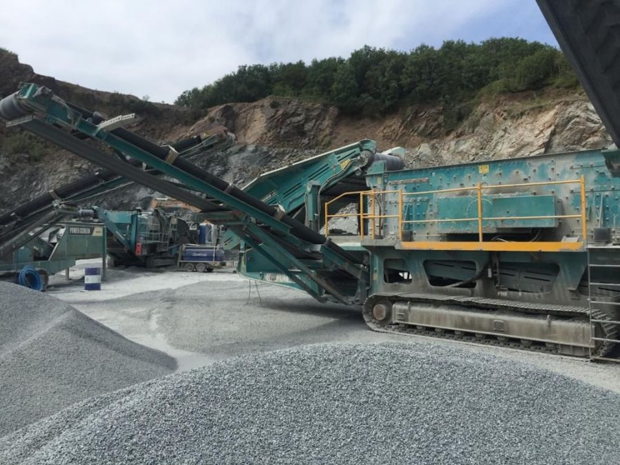 Used Screener 2008 Powerscreen 6203R for Sale - 4