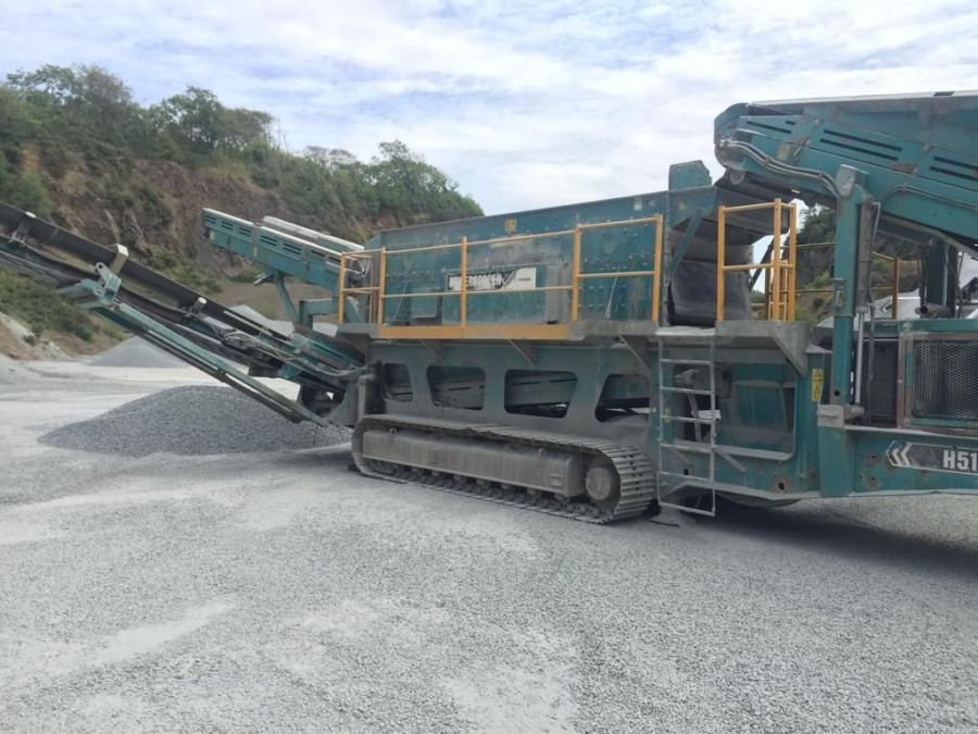 Used Screener 2008 Powerscreen 6203R for Sale - 1