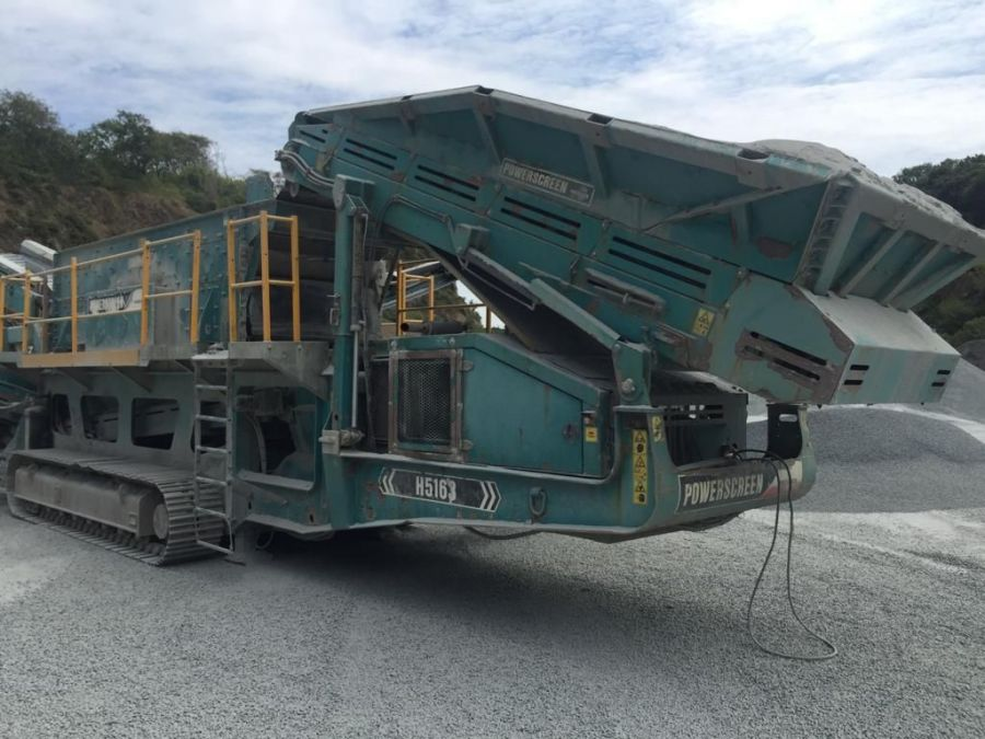 Used Screener 2008 Powerscreen 6203R for Sale - 5