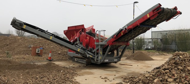 Used Screener 2016 Maximus 409 for Sale - 1