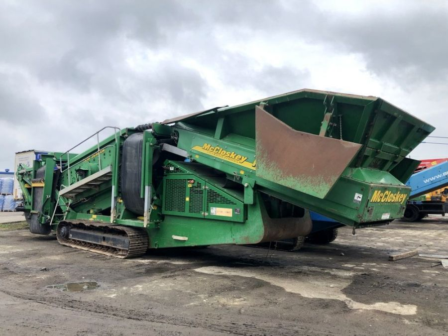 Used Screener 2011 McCloskey R155 for Sale - 2