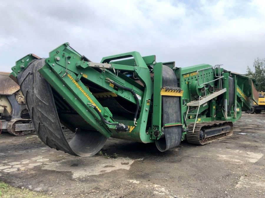 Used Screener 2011 McCloskey R155 for Sale - 3