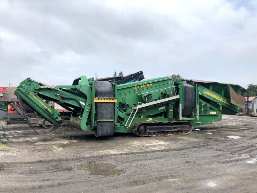 Used Screener 2011 McCloskey R155 for Sale - 1