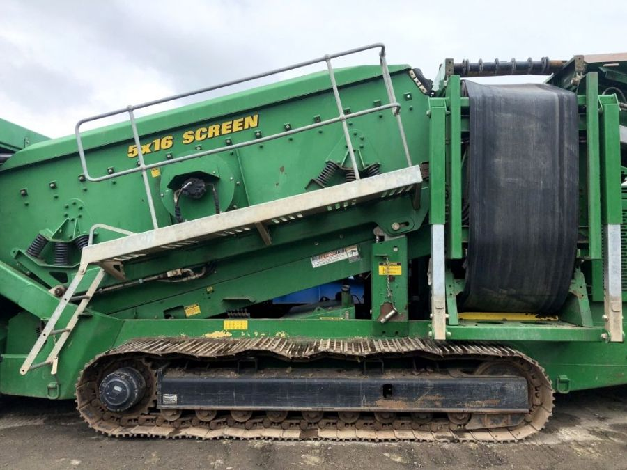 Used Screener 2011 McCloskey R155 for Sale - 4