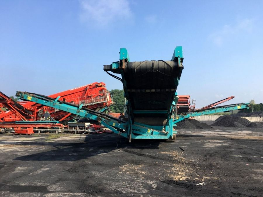 Used Screener 2010 Powerscreen Warrior 1800 for Sale - 3